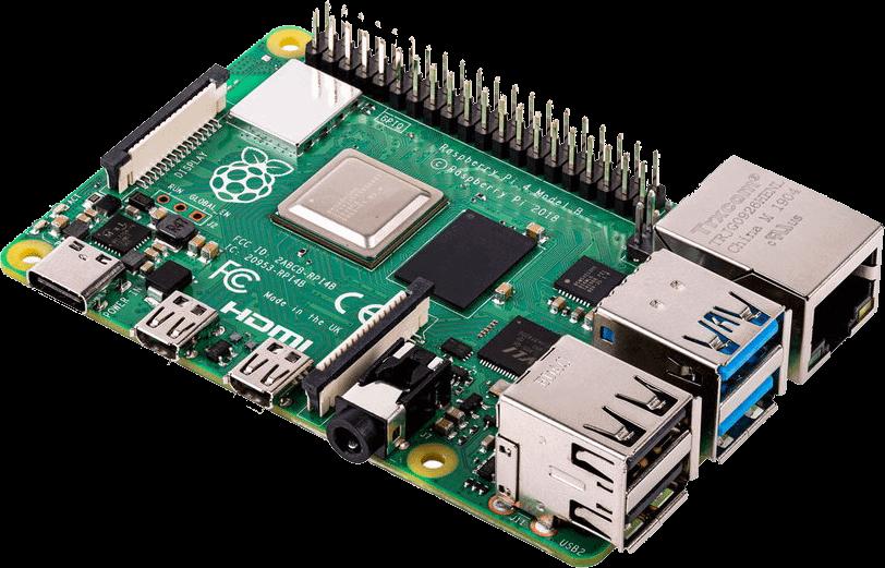 Raspberry Pi 4 Industrial IoT ModBerry M500